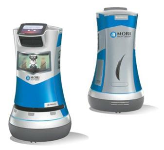 직접 엘리베이터를 조작하는 등 발전한 자율주행을 선보이는 배달 로봇 'Relay'